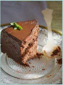 gateau extra chocolat