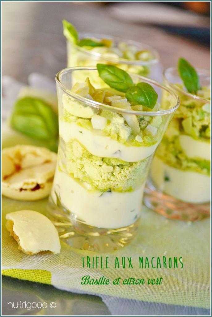 mmacarons basilic citron vert