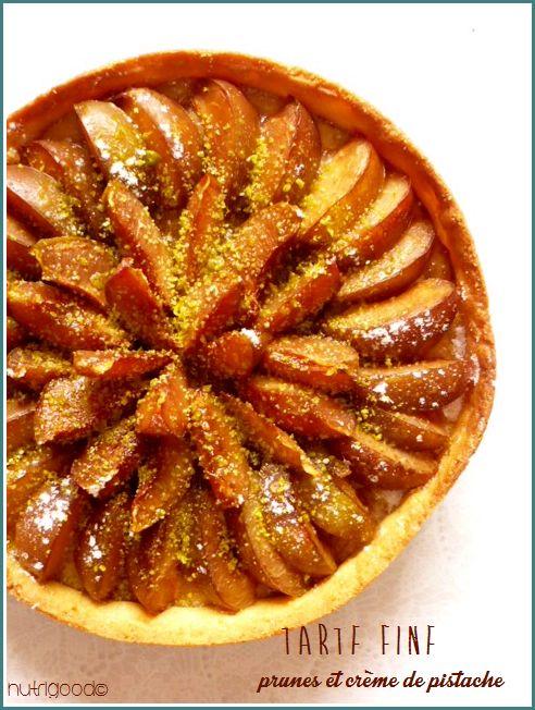 tarte aux fruits de saison