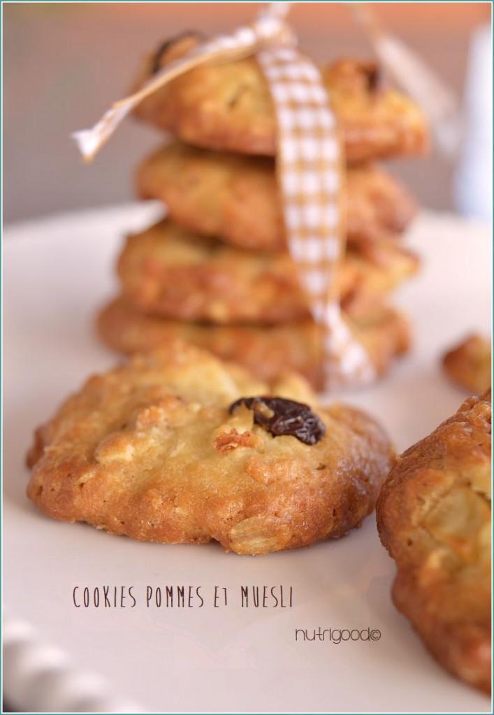 cookies sans beurre