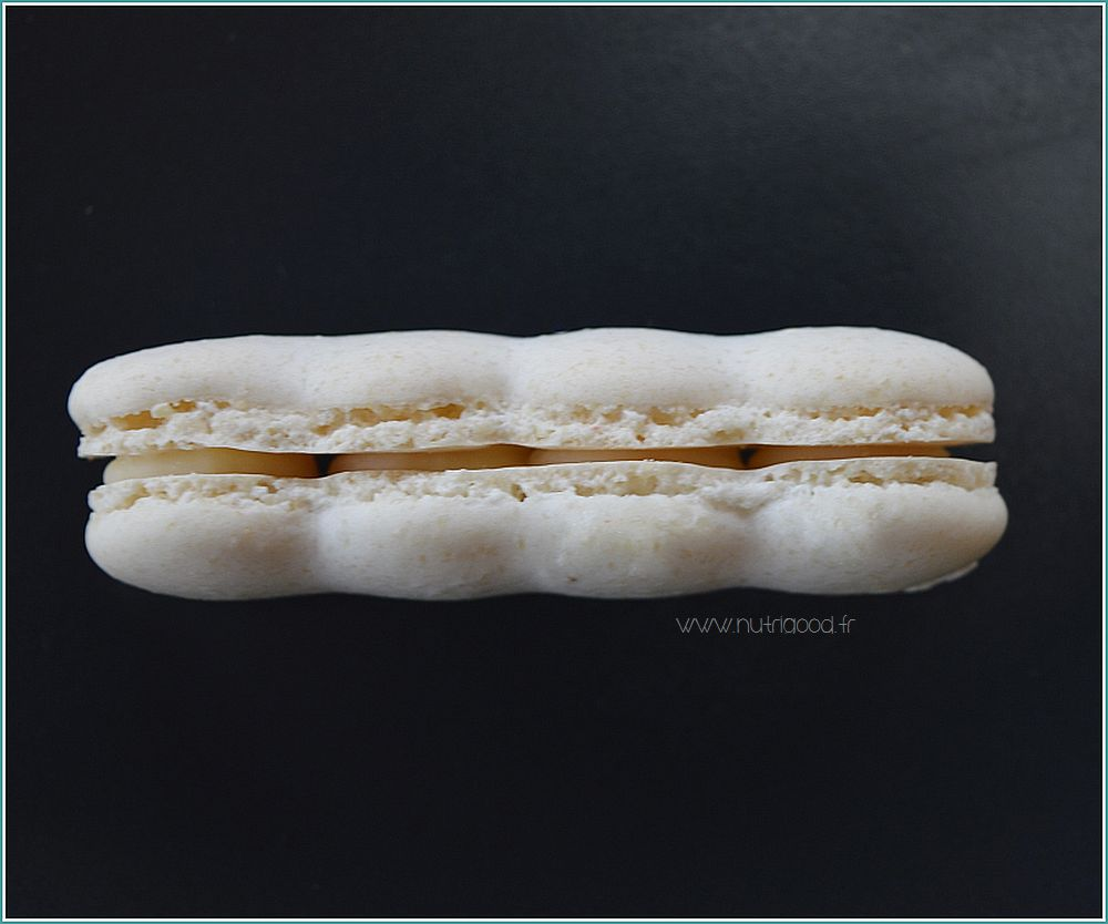 macarons sticks vanille