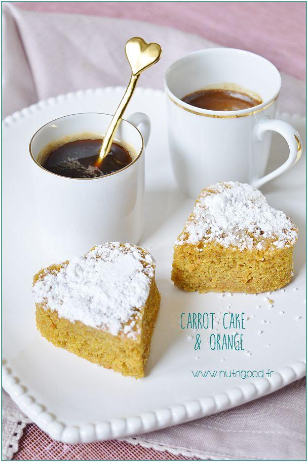 Recette Carrot Cake Sans Oeufs