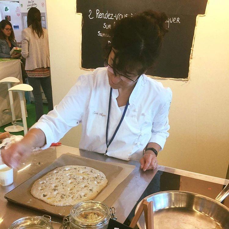 show culinaire-démonstration-lancement-produits-team-building