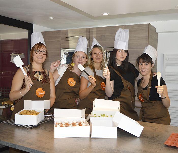 atelier pâtisserie cours de cuisinelyon, vienne et bourgoin ... - Evjf Cours De Cuisine