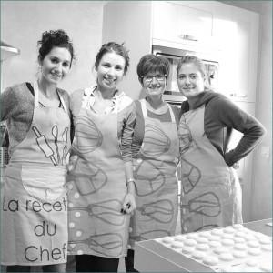 cours de pâtisserie stage de pâtisserie pour 4 personnes