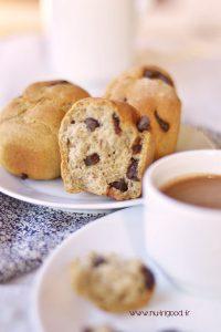 recetet petits pains de seigle au chocolat