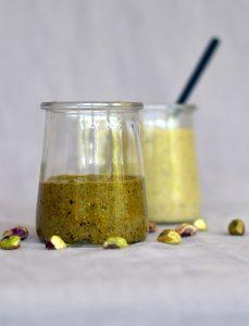 recette pate de pistache maison bio