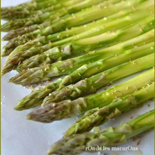 Cours de cuisine : Le printemps
