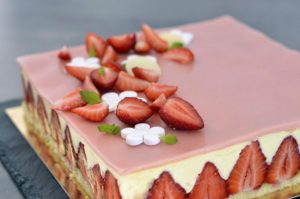 Cours patisserie particulier