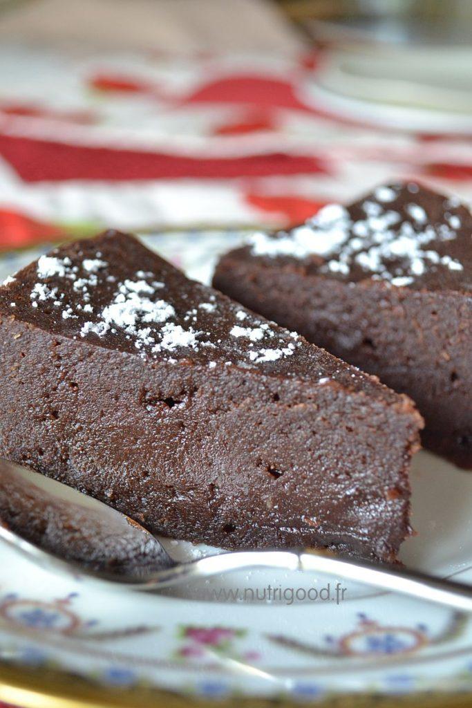 recette torta caprese gâteau sans gluten