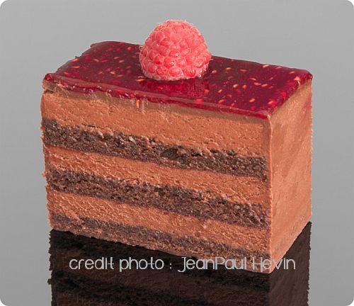 Le Chocolat Framboises