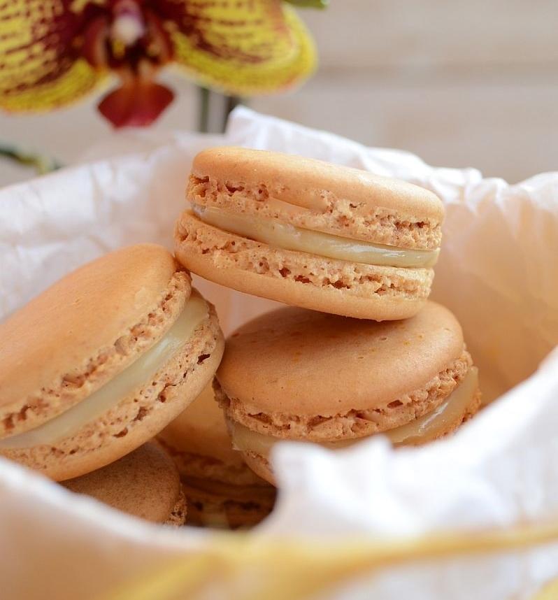 Macarons de fête (sucré et salé)