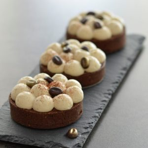 COURS PATISSERIE TARTE CHOCO CAFE