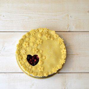 atelier patisserie tarte decoree crust pie