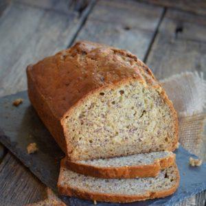 recette banana bread cake aux bananes sans oeuf