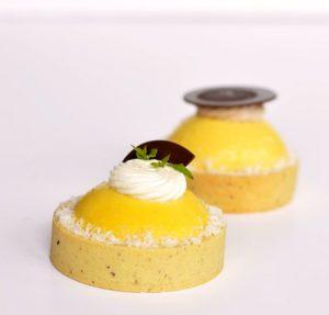 cours patisserie Valencin tarte gateau exotique mango coco