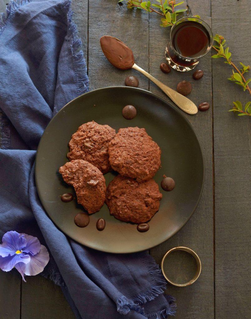 recette cookie chocolat extra noir