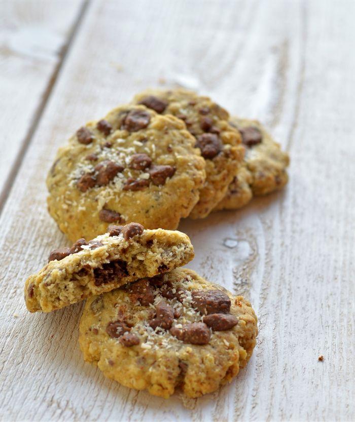 recette de cookies sans sucre