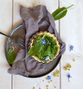 recette-tartelette-aux-blettes-épinards-ricotta