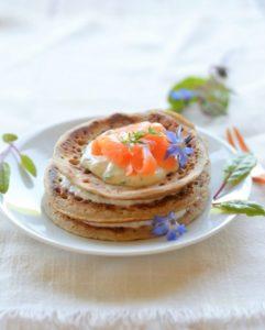 cours de cuisine sans gluten- recette blini sarrasin sans gluten sans lait