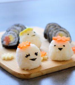 cours cuisine sushis makis enfants