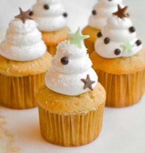 cours de patisserie parent enfant Cupcakes de Noel