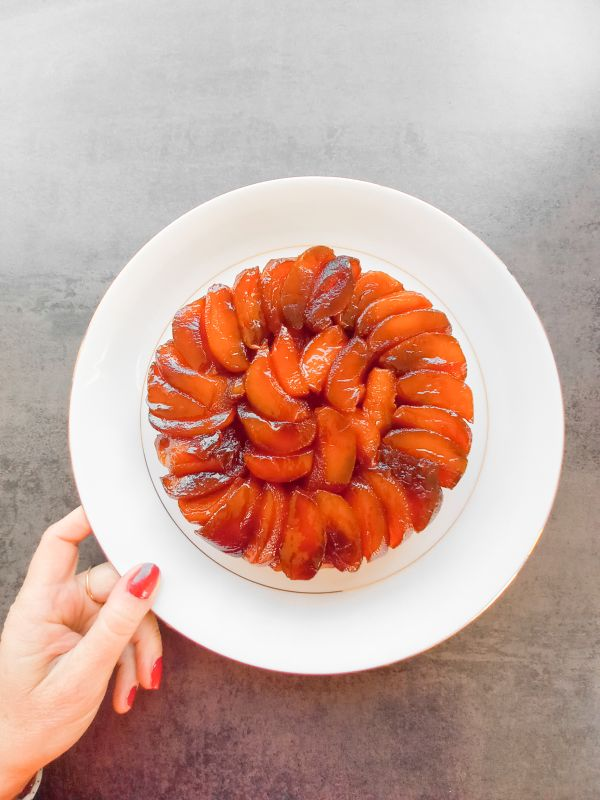 recette de la tarte tation de Christophe Michalak