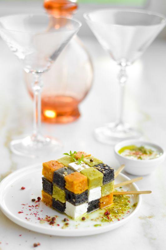 cours de cuisine aperitif-Aperubik's kub
