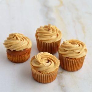 cours patissetrie enfants Cupcakes vanille caramel