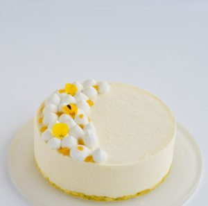 cours de patisserie Vienne Cheesecake exotique