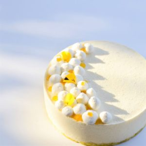 cours patisserie cheesecake mangue citron revisite