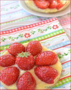 Tarte fraises B5