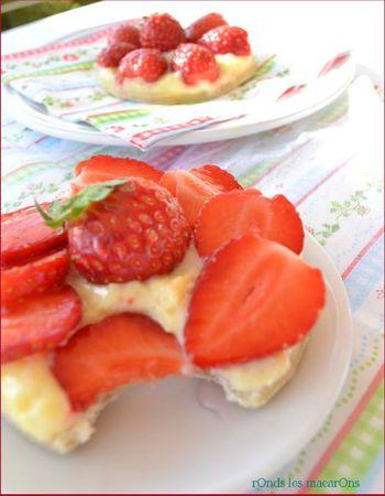 Tarte fraises b3