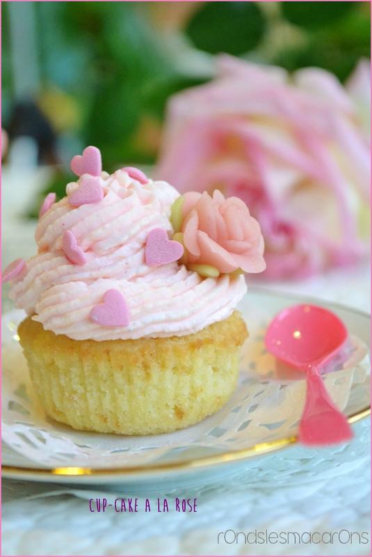 cup cake rose b3