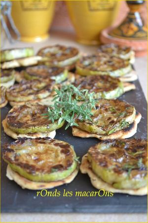 BBQ courgettes b7