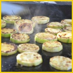 BBQ courgettes B4