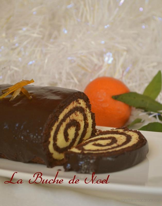 buche_chocolat_mandarine_sans gluten