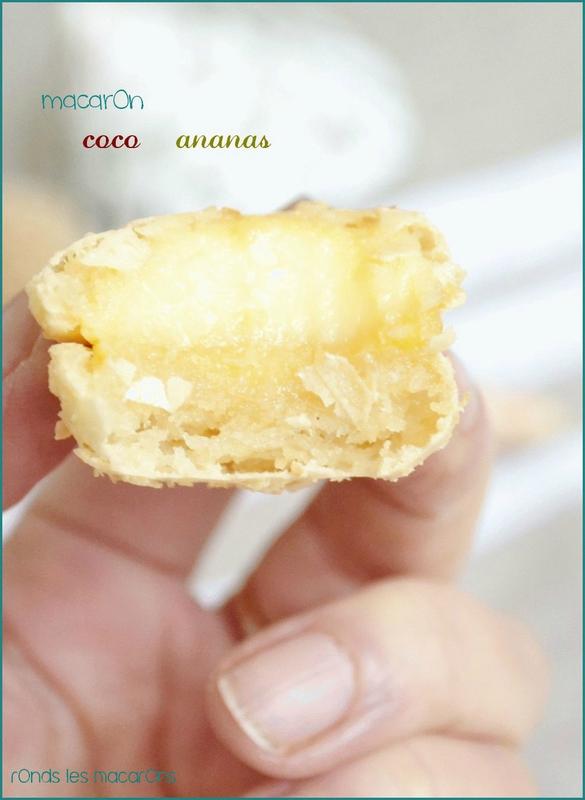 macaron_coco_ ananas 3