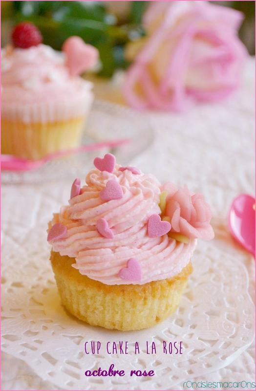 cup cake rose b2