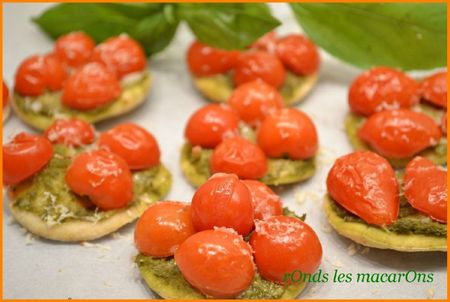 mini tart tom pistou 1